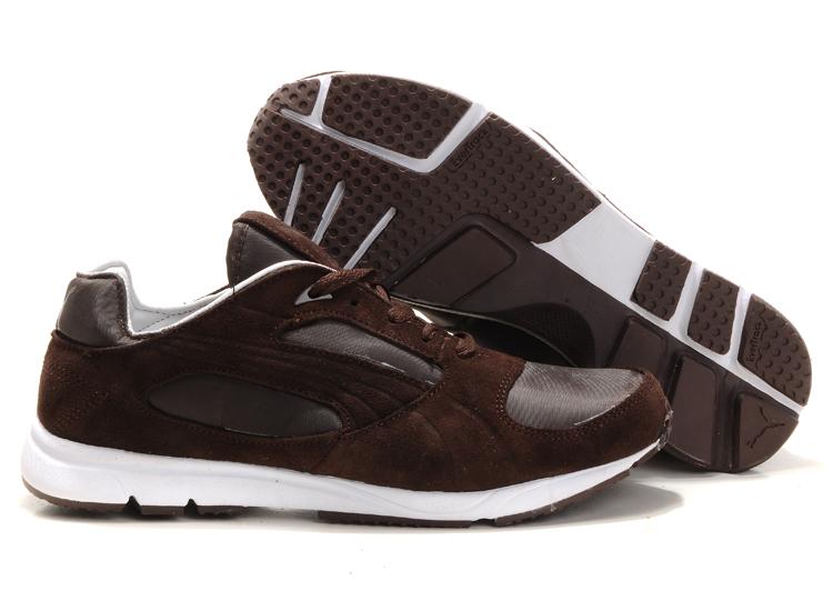 Puma Vesta Runner Frost Sneaker Brown/White