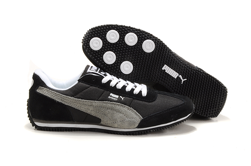 YZRGP Puma Shoes Black And Grey rmitbuddhistsociety.org