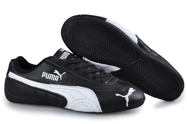 Puma Speed Cat US Shoes Black/White