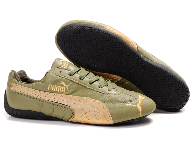 Puma Speed Cat US Shoes Cyan/Sandybrown