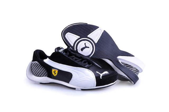 Puma Trionfo Lo GT II Ferrari Black/White