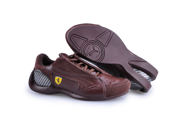Puma Trionfo Lo GT II Ferrari Brown